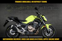 USED 2018 18 HONDA CB500  GOOD & BAD CREDIT ACCEPTED, OVER 500+ BIKES IN STOCK