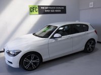 2014 BMW 1 SERIES 2.0 116D SPORT 5d 114 BHP £10990.00