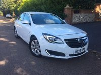 2015 VAUXHALL INSIGNIA 2.0 TECH LINE CDTI ECOFLEX S/S 5d 138 BHP PLEASE CALL TO VIEW £SOLD