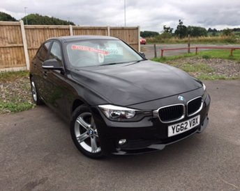 2012 BMW 3 SERIES 2.0 320D SE 4d 184 BHP £8995.00