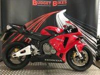 USED 2004 04 HONDA CBR600RR 599cc CBR 600 RR-4