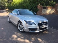 2012 AUDI TT 2.0 TFSI SPORT 2d AUTO 211 BHP PLEASE CALL TO VIEW £13950.00