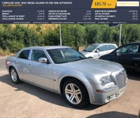 USED 2008 08 CHRYSLER 300C 300C DIESEL SALOON V8 CRD 4DR AUTOMATIC FULL SERVICE HISTORY