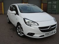 USED 2017 67 VAUXHALL CORSA 1.4 ENERGY A/C ECOFLEX 5d 74 BHP ANY PART EXCHANGE WELCOME, COUNTRY WIDE DELIVERY ARRANGED, HUGE SPEC
