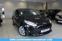 USED 2015 15 FORD FIESTA 1.0 Eco Boost ZETEC S 125 BHP 3d