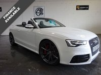 USED 2013 13 AUDI A5 4.2 RS5 FSI QUATTRO + OVER 8K EXTRAS + 20 INCH ALLOYS + BANG & OLUFSEN HUGE EXTRAS ++ RED ROOF ++ BANG & OLUFSEN