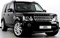 USED 2014 14 LAND ROVER DISCOVERY 4 3.0 SD V6 HSE (s/s) 5dr Auto [8] Stunning Looks with Great Spec