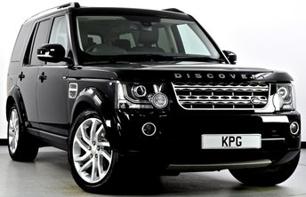 2014 LAND ROVER DISCOVERY 4 3.0 SD V6 HSE (s/s) 5dr Auto [8] £29495.00