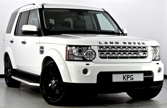 2012 LAND ROVER DISCOVERY 4 3.0 SD V6 HSE 5dr Auto [8] £26495.00