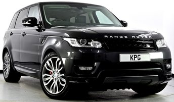 2015 LAND ROVER RANGE ROVER SPORT 4.4 SD V8 Autobiography Dynamic (s/s) 5dr Auto £49995.00