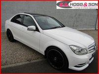 2014 MERCEDES-BENZ C CLASS C220 CDI EXECUTIVE SE PREMIUM PLUS 4dr 168 BHP £13195.00