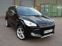 USED 2016 66 FORD KUGA 2.0 TITANIUM X SPORT TDCI 5d AUTO 177 BHP ANY PART EXCHANGE WELCOME, COUNTRY WIDE DELIVERY ARRANGED, HUGE SPEC