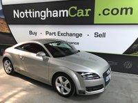 2009 AUDI TT 2.0 TDI QUATTRO 3d 170 BHP £8195.00