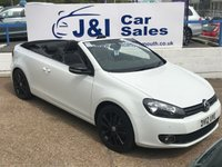 USED 2012 12 VOLKSWAGEN GOLF 2.0 GT TDI BLUEMOTION TECHNOLOGY 2d 139 BHP