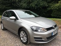 2013 VOLKSWAGEN GOLF 1.4 SE TSI BLUEMOTION TECHNOLOGY DSG 5d AUTO 120 BHP £10475.00
