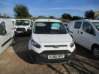2016 FORD TRANSIT CONNECT  1.5 TDCi 100ps Van £10650.00