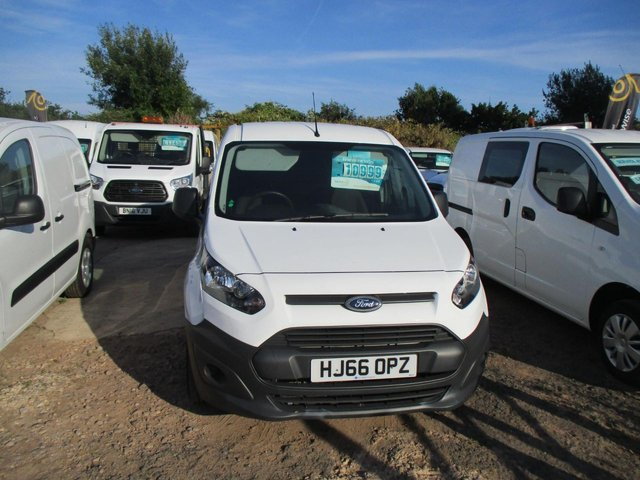 2016 66 FORD TRANSIT CONNECT  1.5 TDCi 100ps Van
