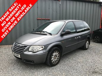 View our CHRYSLER VOYAGER