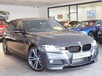 USED 2017 17 BMW 3 SERIES 2.0 320D M SPORT 4d AUTO 188 BHP M PERFORANCE  KIT+M SPORT PLUS