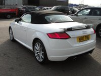 USED 2017 17 AUDI TT 1.8 TFSI SPORT 2d 178 BHP ANY PART EXCHANGE WELCOME, COUNTRY WIDE DELIVERY ARRANGED, HUGE SPEC