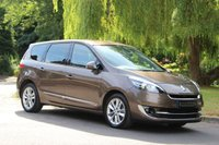 2013 RENAULT SCENIC 1.6 GR DYNAMIQUE TOMTOM LUXE ENERGY DCI S/S 5d 130 BHP £8890.00