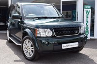 2012 LAND ROVER DISCOVERY 4 3.0 4 SDV6 XS 5d AUTO 255 BHP COMMAND SHIFT  FACELIFT  MODEL BLACK STYLING PACK £22990.00
