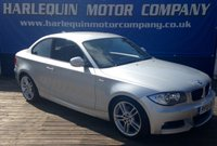 2010 BMW 1 SERIES 2.0 123D M SPORT 2d 202 BHP £7999.00