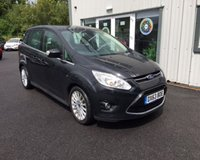 USED 2014 63 FORD GRAND C-MAX 1.6 TDCI TITANIUM 115 BHP THIS VEHICLE IS AT SITE 1 - TO VIEW CALL US ON 01903 892 224