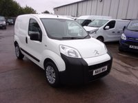 USED 2015 15 CITROEN NEMO 1.3 660 ENTERPRISE HDI 75 BHP