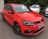 USED 2015 15 VOLKSWAGEN POLO 1.8 GTI 3d 189 BHP