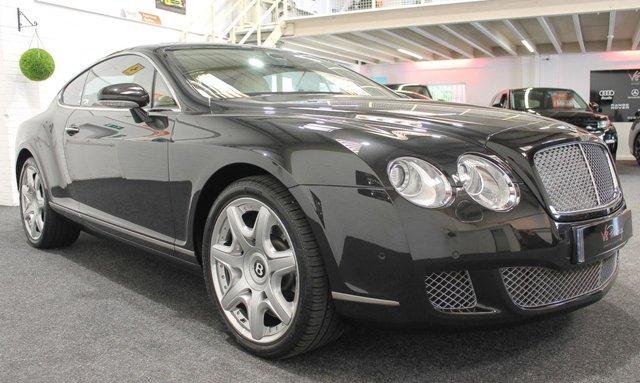 2008 BENTLEY CONTINENTAL MULLINER 6.0 GT 2d AUTO 553 BHP
