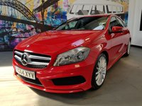 2014 MERCEDES-BENZ A CLASS 2.1 A200 CDI AMG SPORT 5d 136 BHP £13994.00