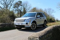 2012 LAND ROVER FREELANDER 2 2.2 SD4 HSE 5d AUTO 190 BHP (FREE 2 YEAR WARRANTY) £15000.00