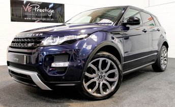2014 LAND ROVER RANGE ROVER EVOQUE 2.2 SD4 DYNAMIC 5d AUTO 190 BHP £SOLD