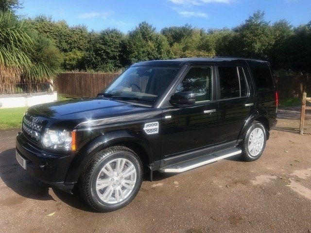 2011 11 LAND ROVER DISCOVERY 3.0 4 SDV6 HSE 5d AUTO 245 BHP