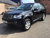 USED 2014 14 LAND ROVER FREELANDER 2.2 TD4 GS 5d 150 BHP Full service history