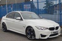 2014 BMW M3 3.0 M3 4d 426 BHP £30995.00