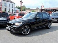 2012 BMW X1 2.0 XDRIVE20D SPORT 5dr 181 BHP £SOLD