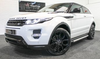 2014 LAND ROVER RANGE ROVER EVOQUE 2.2 SD4 DYNAMIC 3d AUTO 190 BHP £SOLD