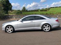 USED 2008 58 MERCEDES-BENZ CL 5.5 CL 500 2d AUTO 383 BHP