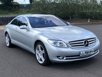 2008 MERCEDES-BENZ CL