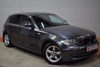 2007 BMW 1 SERIES 2.0 118D SE 5d 141 BHP £3690.00