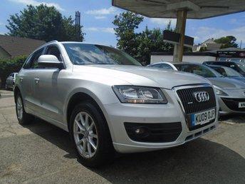 2009 AUDI Q5 2.0 TDI QUATTRO SE DPF 5d 168 BHP £7995.00