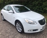 2009 VAUXHALL INSIGNIA 1.8 EXCLUSIV +PACK 4d 140 BHP £3299.00