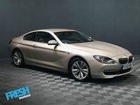 USED 2012 12 BMW 6 SERIES 3.0 640D SE 2d AUTO