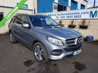 USED 2016 16 MERCEDES-BENZ GLE-CLASS GLE250 Sport 4MATIC (s/s) 5dr