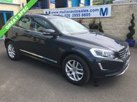 USED 2017 17 VOLVO XC60 D4 SE Lux Nav Geartronic 4x4 (s/s) 5dr