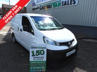 2012 NISSAN NV200 1.5 SE DCI 90BHP PART EXCHANGE WELCOME OPEN 7 DAYS A WEEK  £4795.00