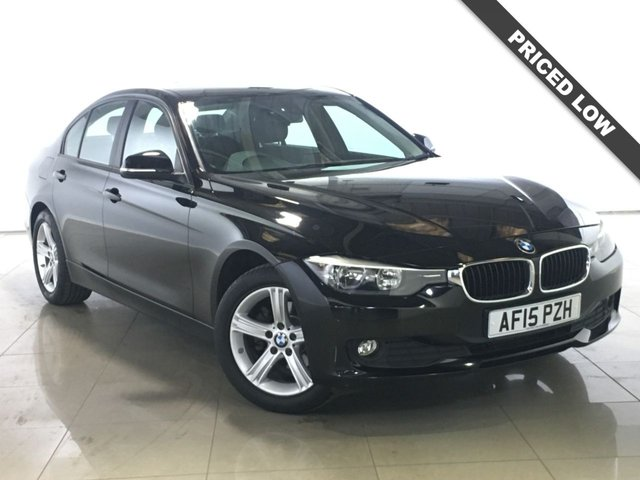 View our 2015 15 BMW 3 SERIES 1.6 316I SE 4d AUTO 135 BHP