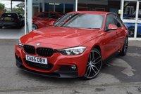 2016 BMW 3 SERIES 3.0 335D XDRIVE M SPORT 4d AUTO 308 BHP £23890.00